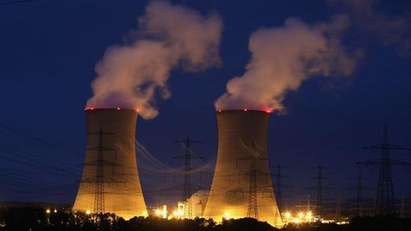 Kernkraftwerk Grafenrheinfeld: Die Regierung will eine Steuer auf Brennelemente einführen