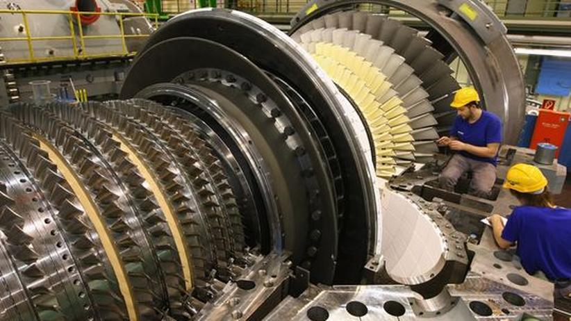 Gefragt im Ausland: Maschinen aus Deutschland