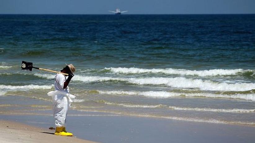 Golf von Mexiko: Ölpest erreicht die BP-Aktionäre