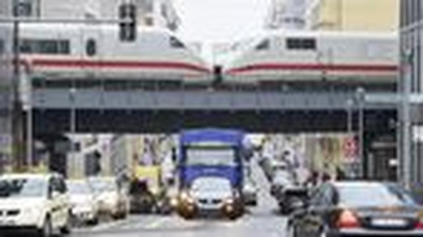 Güterverkehr: Die falsche Investitionspolitik der Deutschen Bahn