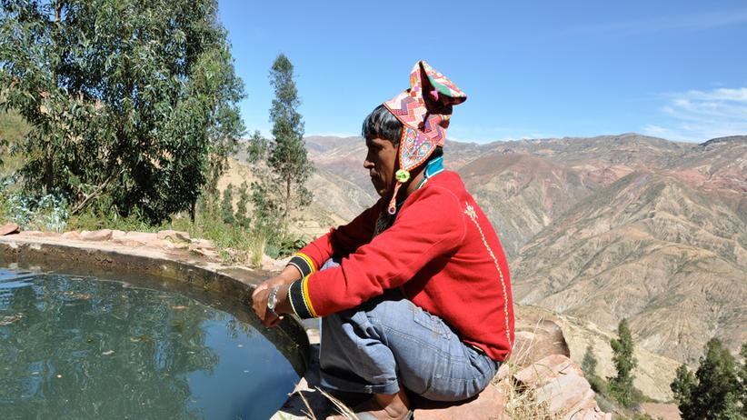 Bolivien: Kampf gegen die Erosion