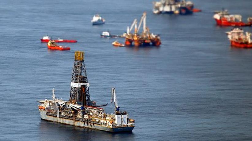 Ölpest: BP beginnt mit endgültigem Verschluss des Öllecks