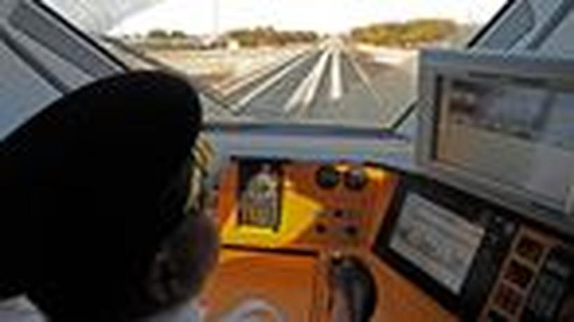 Investitionsboom: Eisenbahnen für Gadhafi