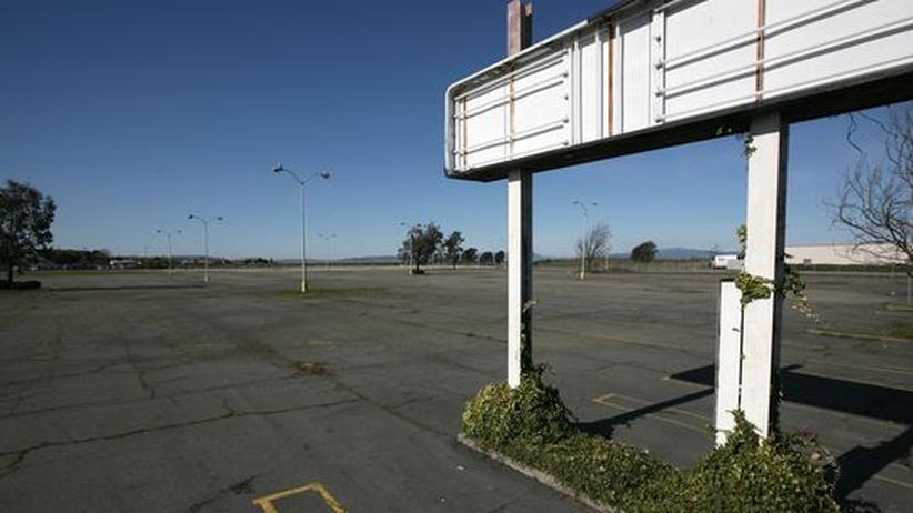 Die Stadt Vallejo ist pleite: Hier stand einmal der lokale Supermarkt