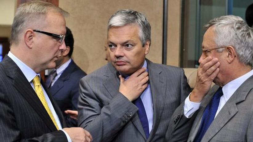 EU: Streit um neue Defizitstrafen wird schärfer