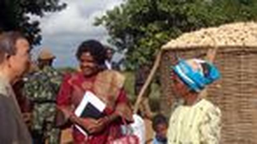 Entwicklungshilfe: Ein Dorf startet eine Agrarrevolution