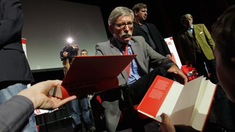 Buchverkauf: Sarrazin kann mit Honoraren in Millionenhöhe rechnen