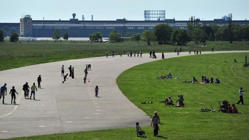 Stadtentwicklung: Einst ein Flughafen, heute ein Park für die Öffentlichkeit: Tempelhof in Berlin