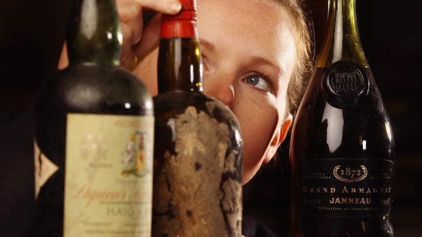Luxus: Ein Cognac für 32.000 Euro
