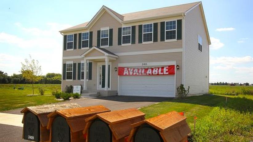 Illinois Haus Finanzkrise Kredite Hypotheken
