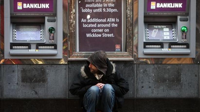 Schuldenkrise: Irland wehrt sich gegen EU-Hilfen