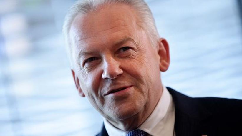 Stuttgart 21: Bahnchef Grube fühlt sich von S21-Gegnern gekränkt