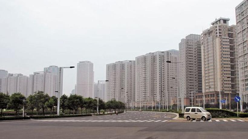 China: Leerstand für den Aufschwung | ZEIT ONLINE