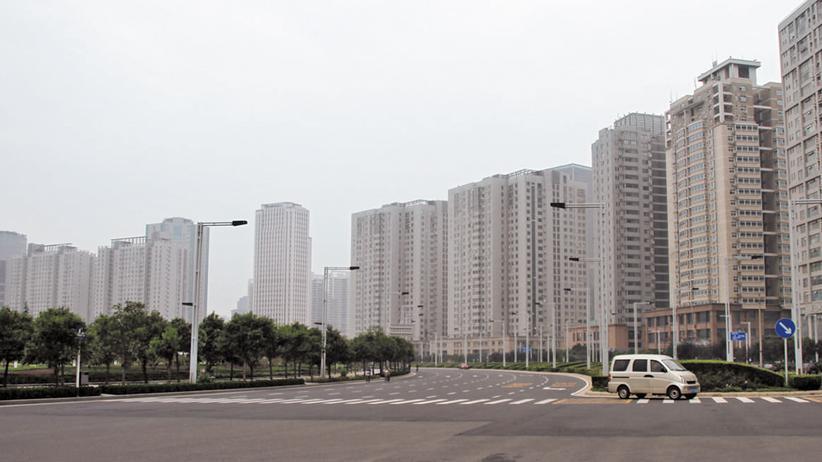 China: Leerstand für den Aufschwung