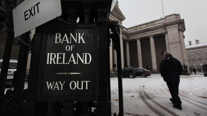 Bonität: Analysten misstrauen Irland