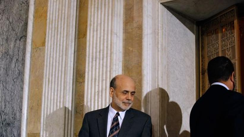 US-Notenbank: Fed-Chef Ben Bernanke