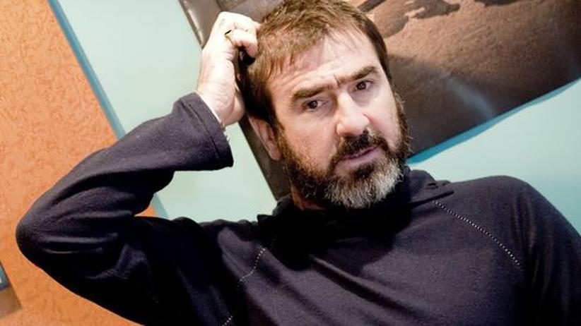 Eric Cantona rief im Oktober zum massenhaften Geldabheben auf