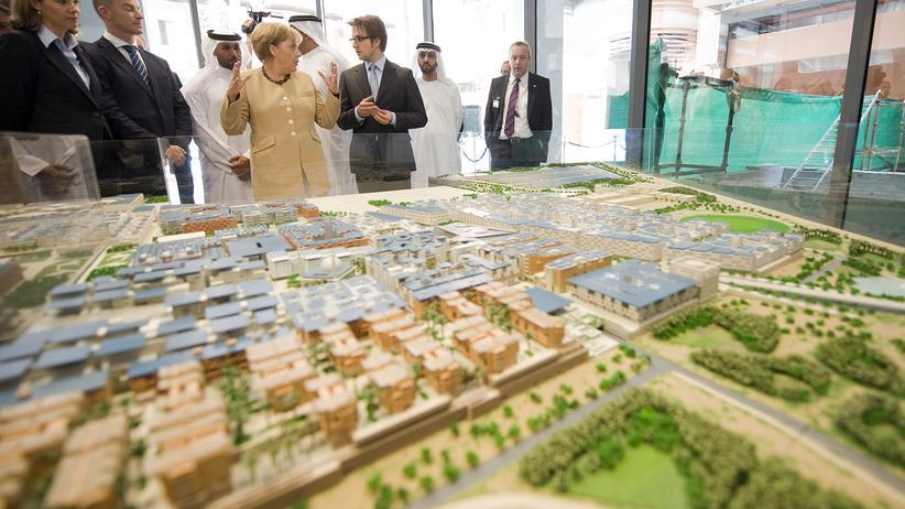 Abu Dhabi: Raketenhafter Aufstieg mit großen Plänen