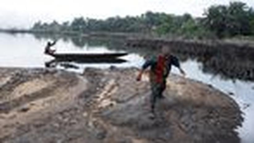 Nigerdelta: Verfluchter Bodenschatz Öl