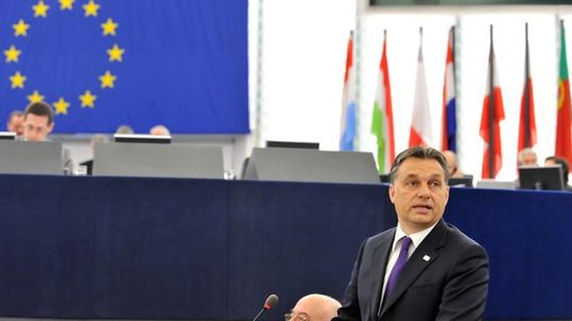 Ungarn: Ungarns Premier Viktor Orbán