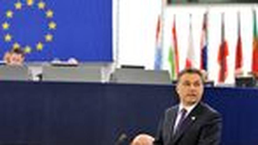 """Ungarn: """"Geld holen, wo es Geld gibt"""""""