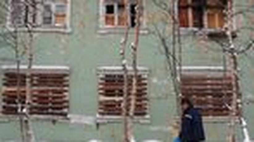 Mietshäuser in Russland: Im Chaos zu Hause