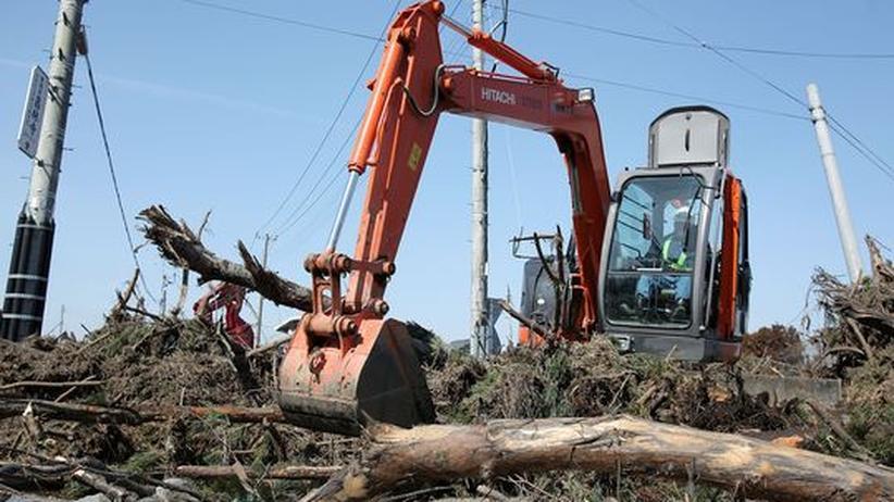 Erdbeben in Japan: Ein Horror für die Rückversicherer
