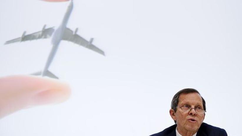 """Krisenfolgen: """"Die Luftfahrtbranche spürt jeden Schock"""""""
