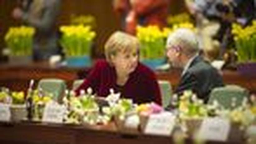 Europas Währung: Europa wächst aus Not zusammen