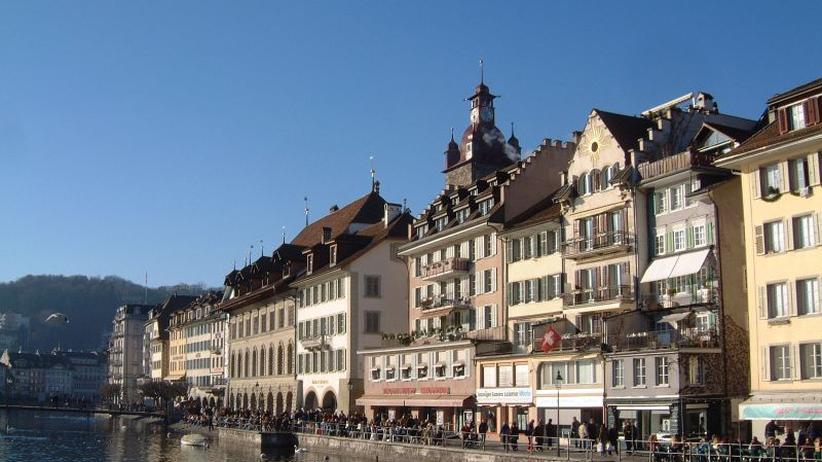 Schweiz: Luzern, das neue Steuerparadies