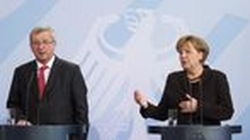 Währungsunion: Berlin contra Brüssel