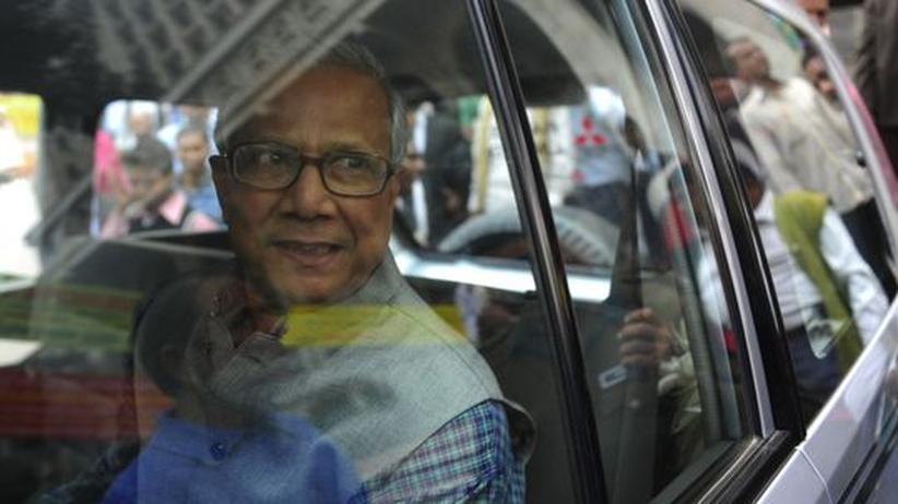 Mikrokredite: Bank entlässt Friedensnobelpreisträger Yunus