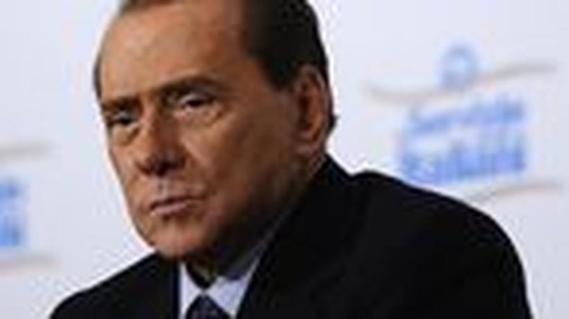 """Italien: """"Berlusconi ist wie eine Schlange, der man den Schwanz abgehackt hat"""""""