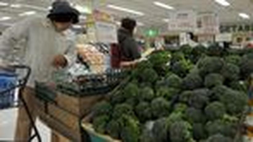 Lebensmittel aus Japan: Tokyo fürchtet das Gift