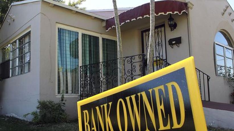 USA: Wie US-Banken bei Hauspfändungen gepfuscht haben