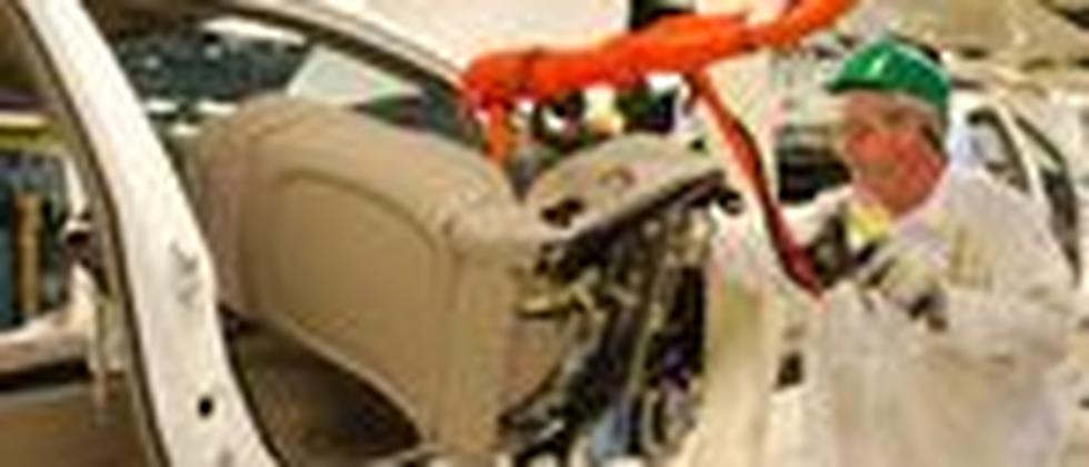 Produktion im Honda-Werk Greensburg (USA)