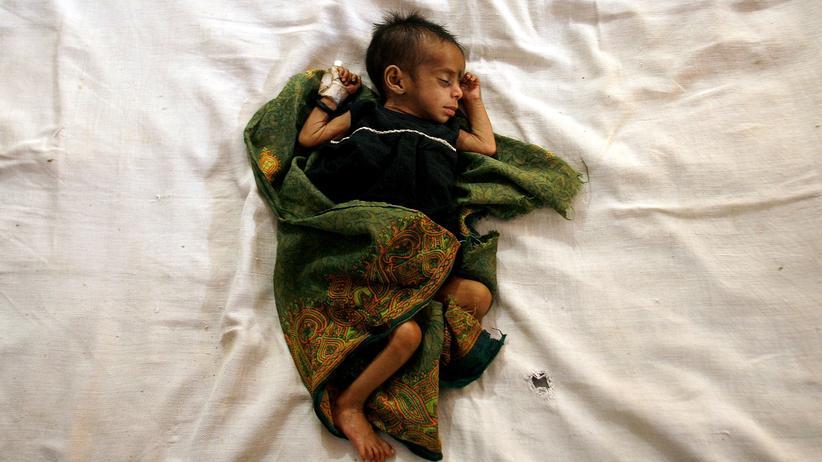 Schwellenland: Indiens sterbende Kinder