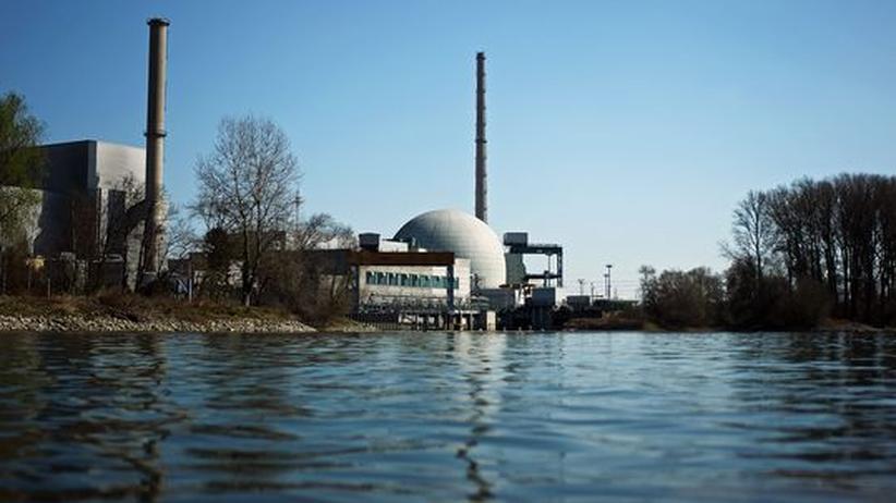 Atompolitik: Das AKW Philippsburg, derzeit vom Netz