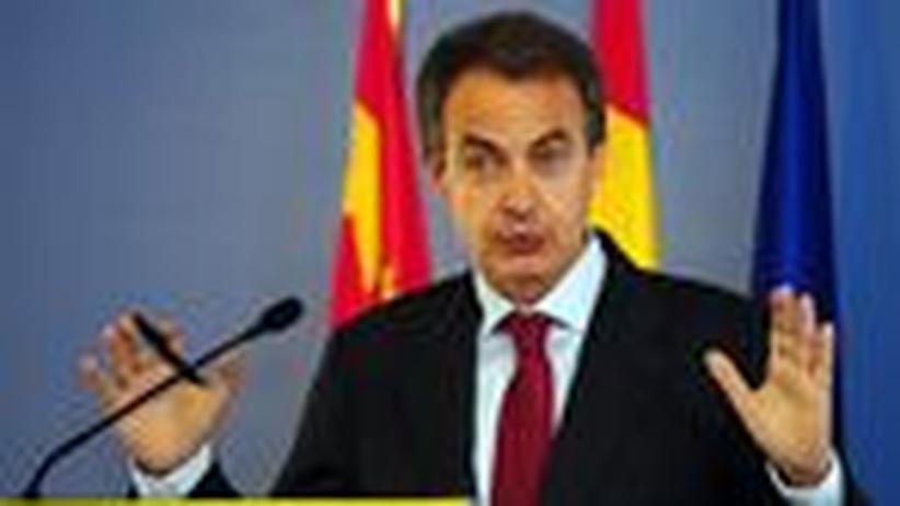 Staatshaushalt: Spanien stemmt sich gegen die Krise