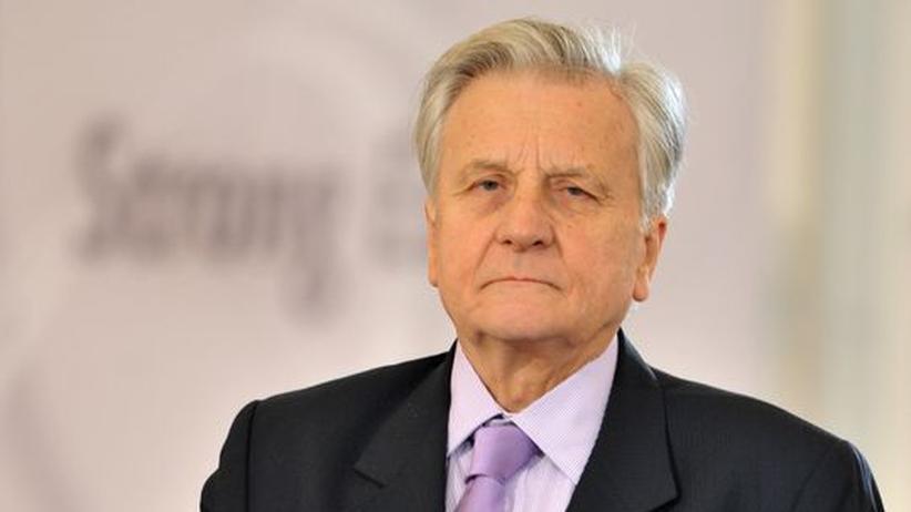EZB-Präsident Jean-Claude Trichet