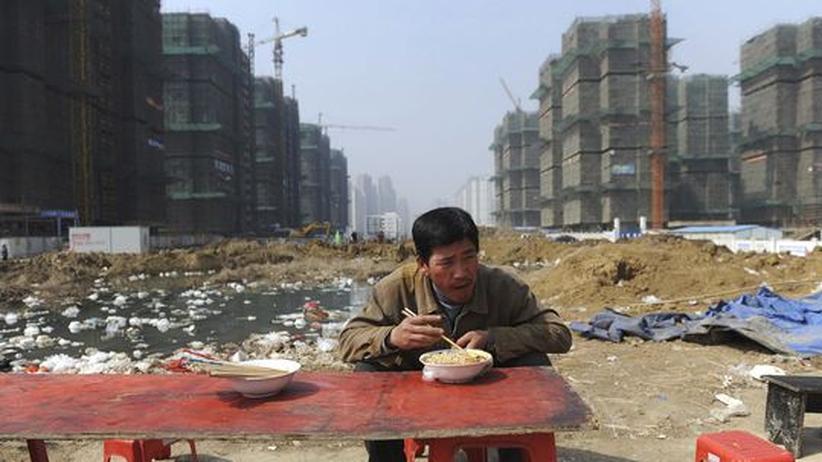 Inflation: Chinas Wirtschaft läuft heiß