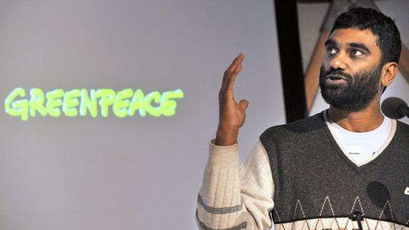 """Greenpeace: """"Sie sind Vorreiter!"""""""