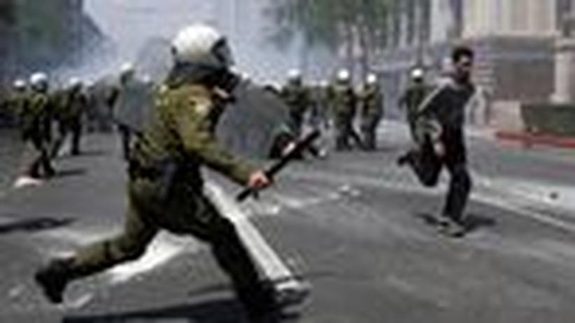 Griechenland: Schluss mit neuen Rettungsaktionen!