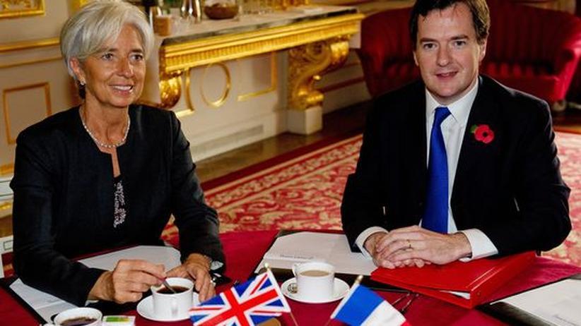 Nachfolgedebatte: Unterstützung für Lagarde als IWF-Chefin wächst