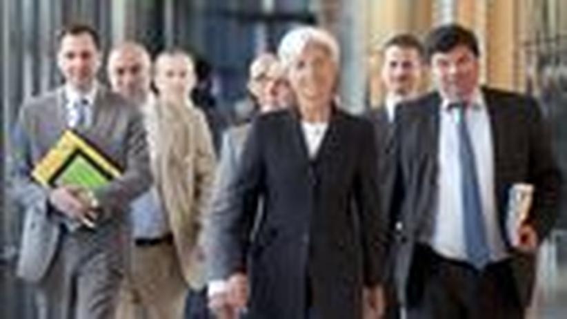Christine Lagarde: Mit Charme und Disziplin an die IWF-Spitze