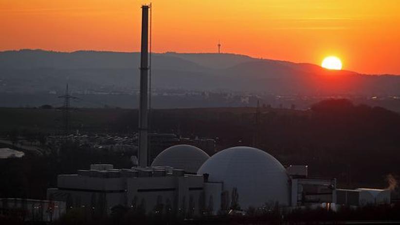 """Energiewende: """"Die Sicherheit muss vertieft geprüft werden"""""""