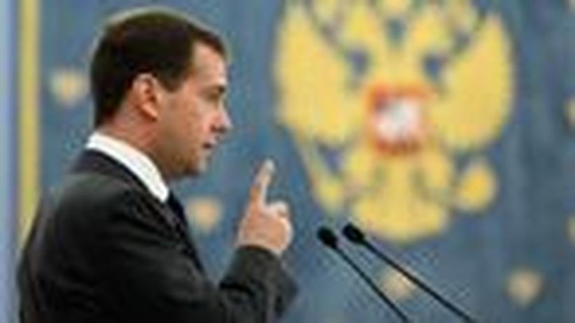 Russland: Ausländische Investoren gesucht