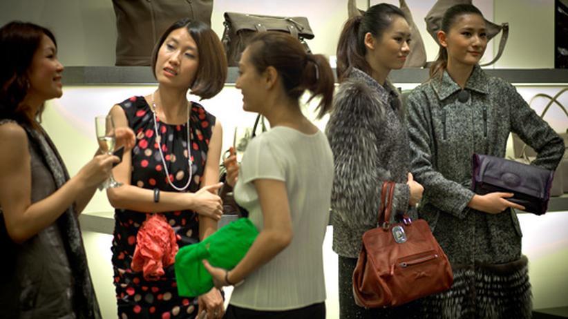 China: Shanghai Bling-Bling