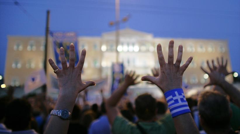 Schuldenkrise: Griechenlands Pleite wäre kein Ende mit Schrecken