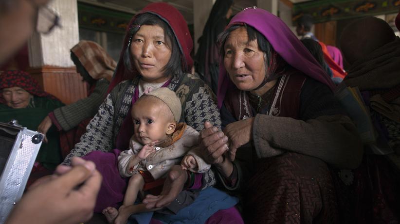 Armut: Mancher hungert für ein wenig Zerstreuung